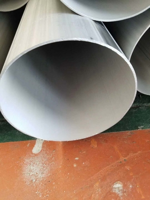 Çin astm a790 s32750 Super Duplex Steel S32750 Welded Pipe 2507 Welded Tube Fabrika